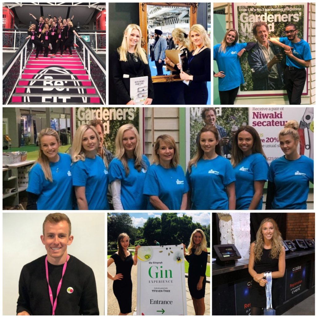 The Ultimate Exhibition Staff - featured image